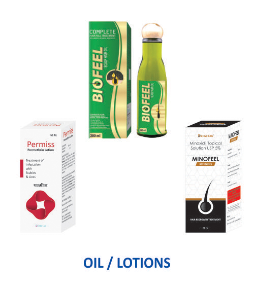 OIL/LOTIONS